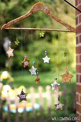 Star Garland (willowing) Tags: stars bestof clay creativepaperclay