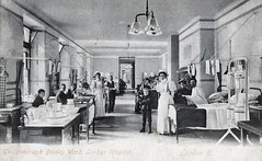 Gloucester and Bowley Ward, London Hospital (robmcrorie) Tags: london history hospital east patient health national doctor nhs gloucester service british nurse ward whitechapel healthcare bowley