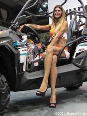EICMA Girls 2014 (beppeverge) Tags: portrait sexy beauty bike eyes highheels bikes moto hostess hotgirls sexygirls ritratto bikers bellezza gorgeousgirls ragazze motociclismo sexygirl eicma greatgirls belleragazze eicmagirls girlsonbike paddockgirls ragazzesexy eicmamilano expomilano beppeverge ragazzehostess eicma2014 breautifulgirls salonedellamoto2014