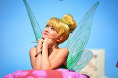 Soundsational - Tinkerbell (EverythingDisney) Tags: disneyland tinkerbell disney parade pixie fairy dlr soundsational mickeyssoundsationalparade soundsationalparade