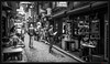 Centre Place (prbimages) Tags: street people blackandwhite food shop restaurant cafe drink candid streetphotography australia melbourne victoria lane laneway centreplace