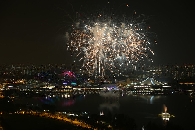 SEA Games 2015 Closing Ceremony Fireworks
