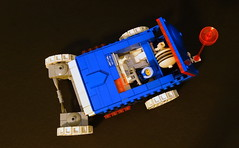 lego classic space rover car