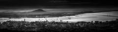 Cityscape (Ah Wei (Lung Wei)) Tags: 50mmf18g ahweilungwei bukitbendera butterworth cityscape georgetown georgetownpenang komtar landscape malaysia nikon nikon50mmf18g nikond750 penang penanghill penangisland pulaupinang seascape seashore sunrise sunrises monochrome blackandwhite