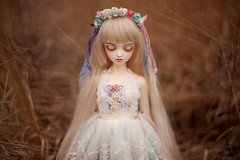 wiosna (koroa) Tags: bjd doll leekeworld noella flowers feeriedoll feeriedollatelier