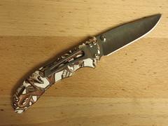 Buck Bantam BLW (CapCase) Tags: knife cutlery folder pocketknife lockback bantam buck