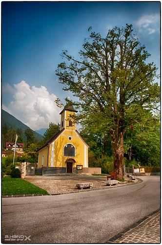 Obertraun - Das Dorfkirchlein