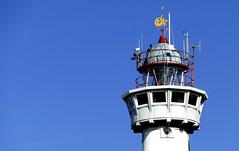 Leuchtturm Egmond aan Zee (dervonderwaterkant) Tags: leuchtturm see meer wasser holland niederlande gebäude
