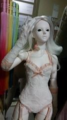 New Doll: Luts Model Delf Lazuli (almyki) Tags: bjd abjd asian ball joint doll msd mini 14 yosd 16 tiny luts model delf mdf lazuli lingerie