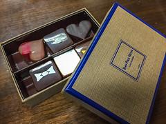 2017-03-14 07.02.42-2 (Darjeeling_Days) Tags: 中央区 東京都 日本 jp iphone6 チョコレート ホワイトデイ ジャンポールエバン