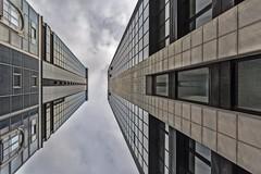 Vicino vicino (luigi ricchezza) Tags: cemento city grattacielo torri urban