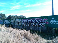 King52, Okey, Agili (Graffiti Ferrolterra) Tags: graffiti ferrolterra tags ferrol bombing stickers arte urbano