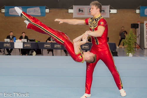 Flickr photoset: Belgium's Competition Seniors