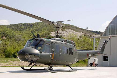 AB205 Albanian Air Force