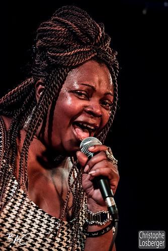 Ms Nickki & The Memphis Soul Connection @ BAG