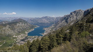 Kotor - Route Serpentine