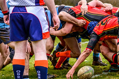 Witney 3's vs Swindon College-1107