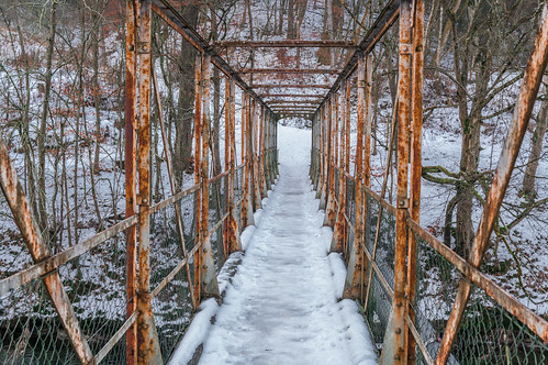 Rusty Sulm bridge