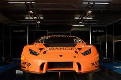 Orange 1 Team Lazarus Lamborghini Huracan GT3 (Y7Photograφ) Tags: orange team lazarus lamborghini huracan gt3 fabrizio crestani gustavo yacaman blancpain endurance sprint gt nikon d3200 castellet httt paul ricard