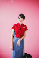 WIL_7412-5 (WillyYang) Tags: cabincrew portrait pink 50mm 50mmf12 50l 50mmf12l