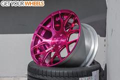 IMG_8555 (JPARKGYW) Tags: avant garde m590 agwheels polished raspberry