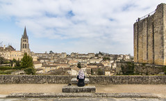 Table for 2 please (Chris B70D) Tags: bordeaux france city break citybreak march spring summer hot sun architecture buildings cathedral church light shadow history town view atmosphere europe sky travel photo photography landscape urban old new water canon 70d raw landmark sight seeing relax avec ma belle et magnifique petite amie