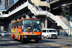 Everlasting Transport, Corp. - 99958 (Blackrose917_0051 - [INACTIVE ACCOUNT]) Tags: philbes philippine bus enthusiasts society heaven blessed everlasting transport 99958 santarosa motor works exfoh nissan diesel cpb87n fe6b