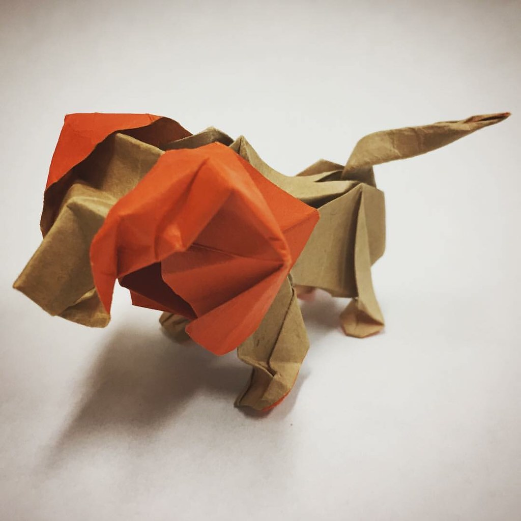 The World's Best Photos of lion and origami - Flickr Hive Mind - photo#41