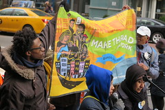 IMG_6063 (Mud Boy) Tags: peoplesmarchforeducationjusticenycpublic·hostedbyallianceforqualityeducationofnewyork causes communityactivist publiceducation youthactivism freeadmission kidfriendly protests protest resist antitrump resisttrump manhattan midtowneast governorcuomosofficesat6333rdave