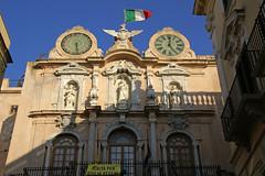 Trapani, Via Torre Arsa, Palazzo Senatorio / Palazzo Cavarretta (HEN-Magonza) Tags: trapani sizilien sicily sicilia italien italy italia viatorrearsa palazzosenatorio palazzocavarretta