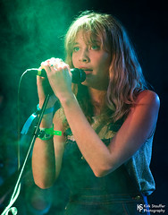 Alexandra Savior @ SXSW 2017 (Kirk Stauffer) Tags: kirk stauffer nikon d5 adorable amazing attractive awesome beautiful beauty charming cute darling fabulous feminine glamour glamorous goddess gorgeous lovable lovely perfect petite precious pretty siren stunning sweet wonderful young female girl lady woman women live music tour concert show gig song sing singer singing writer vocals vocalist performer performing musician band group lights lighting indie pop long blonde hair blue green brown eyes red lips model tall fashion style portrait photo smile smiling smoke