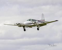 BW Flying Association N9631R 1959 Beech B95 C/N TD-314 (Hawg Wild Photography) Tags: bw flying association n9631r 1959 beech b95 cn td314