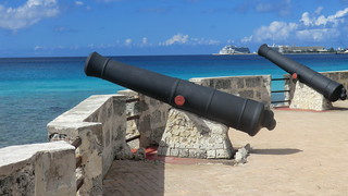 Barbados (Caribbean) - Bridgetown - ...look out for Pirates... (Needhams Point)