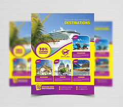 Travel Tour Flyer Template (nurulabser) Tags: accommodation ad advert advertisement agency agent beach cost destination flyer holiday honeymoon hotel magazine offer operator package pamphlet phuket poster promotion promotional resort template tour tourism tourist travel tropical advice adviser business client colleague communication company consultant consulting discussing document estate expert financial future guidance investment legal meeting office planner planning pointing professional teamwork together work worker