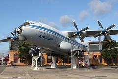 UR-64460 | Antonov An-22 | Antonov Design Bureau (cv880m) Tags: technikmuseum museum speyer germany airliner aircraft airplane aviation ur64460 antonov an22 adb antonovdesignbureau ukraine russia propliner aircargo freighter transport a22