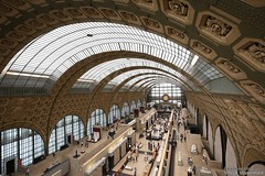 20170407_orsay_grande_galerie_9555u (isogood) Tags: orsay orsaymuseum paris france art sculpture statues decor station artists