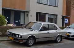 1983 BMW 520I KB-63-PX (Stollie1) Tags: 1983 bmw 520i kb63px alphen rijn