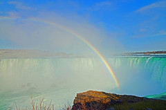 Rainbow over the Horseshoe (GVG Imaging) Tags: niagarafalls canada