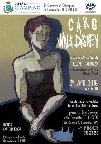 Caro Walt Disney