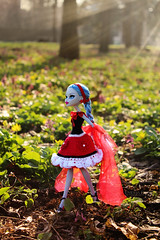 Ghoulia Yelps (eneida_prince) Tags: monsterhigh doll dolls osalina mattel photo photos mh 2017 monsterhigh2017 photoshoot ghouliayelps zombie ghoulspirit