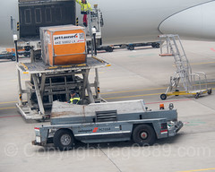 Swissport Baggage Hauler, Zurich International Airport, Switzerland (jag9889) Tags: cantonzurich 20170404 zurich swissport baggage airplane car switzerland luggage zurichairport cart europe swissairlines kloten 2017 aircraft airport auto automobile ch cantonofzurich flughafen helvetia kantonzürich lszh outdoor swiss schweiz suisse suiza suizra svizzera swissinternationalairlines swissair transportation vehicle zh zrh zürich jag9889 rümlang