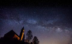 Star Star - New Moon Milky Way March 2017 - No. 4 (*Capture the Moment* (OFF till End June)) Tags: 12mm 2017 alxing church kirche milchstrasse milkyway sonya7mii sonya7mark2 sonya7ii sonyfe1635mmf4zaoss sonyilce7m2