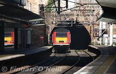 Edinburgh Haymarket (finnyus) Tags: edinburgh haymarket edinburghhaymarket hst hst125 ic125 intercity125 43277 43309 highspeedtrain 2017 finbarroneill finnyus rail railway railways train trains scotland uk unitedkingdom
