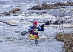 Nr. 154 (BlizzardFoto) Tags: türitorikiirlaskumine the8thtüritoridownriverrace türitori kiirlaskumine downriverrace kanuu canoe kajakk kayak river jõgi võistlus race kevad spring vesi water