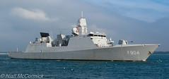 HNLMS De Ruyter (F804) (Niall McCormick) Tags: dublin port hnlms de ruyter f804 dezevenprovinciën frigate dutch royal netherlands navy warship koninklijke marine