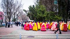 Prepare for Sun Festival (Yen L.) Tags: northkorea korea koryo dprk asia communism 조선 조선민주주의인민공화국 朝鮮 北韓 韓 高麗 sun festival day