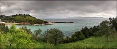 Katigiorgis, fishing village (Dimitris Amountzas) Tags: volos pelion katigiorgis iphone7 panorama landscape