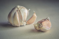 gorgeous garlic (Ayeshadows) Tags: garlic colours simplicity cloves 7dwf macro closeup