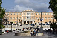 Syntagma Square, Athens (Nicolay Abril) Tags: atenas athens greece αθηνα ελλάδα athènes grèce athen griechenland atene grecia atina yunanistan