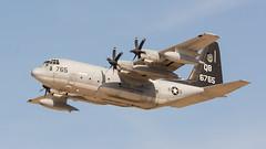 KC-130J 166765 QB March 17 (justl.karen) Tags: c130 kc130j marines phoenix williamsfield gatewayairport
